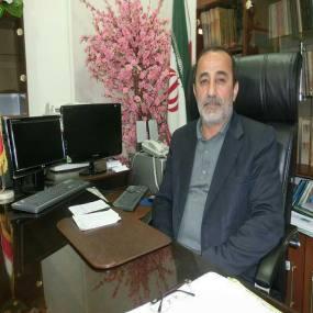 پیام تبریک محمدرضا مهدوی شهرداردابودشت به جانباز سرافراز سید جعفر رسولی