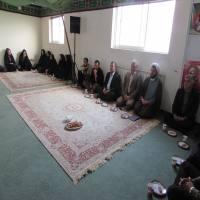 برگزاری مراسم جشن مبعث حضرت رسول اکرم (ص) در شهرداری دابودشت