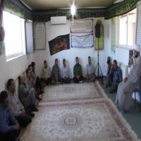 جشن عید سعید غدیر خم در شهرداری دابودشت