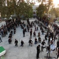 دسته روی روز تاسوعا در شهر دابودشت 95به روایت تصویر 3