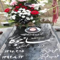 کارکنان شهرداری دابودشت در سومین سال درگذشت مرحومه مهندس سمانه جوکار بر سرمزارش گرد آمده و با قرائت فاتحه یادش را گرامی داشتند