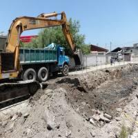 آغاز عملیات اجرایی احداث کانال بتنی و کانال جمع آوری آبهای سطحی در شهر دابودشت با اعتبار بالغ بر 6 میلیارد ریال