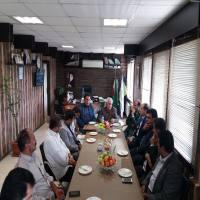 تجلیل از آزادگان سرافراز توسط شهرداری و شورای اسلامی شهر دابودشت