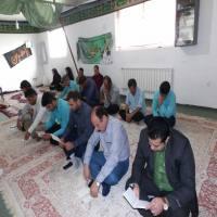 جشن عید غدیر در شهرداری دابودشت