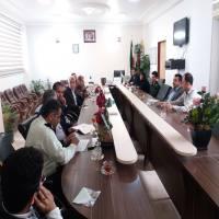 برگزاری اولین جلسه  کارگروه امنیت غذایی بخش دابودشت