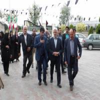 اولین جلسه محمدرضا مهدوی شهردار دابودشت با اعضا شورای اسلامی شهر و کارکنان شهرداری