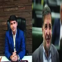 پیام شهردار دابودشت به مناسبت روز مجلس به دکتر یوسفیان