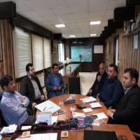 برگزاری جلسه ستاد مدیریت بحران در شهرداری دابودشت