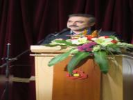 معارفه مهندس  یحیی پور(شهردار اسبق دابودشت )به عنوان شهردار ایزد شهر