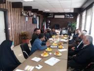 جلسه بررسی مشکلات طرح جامع شهر دابودشت