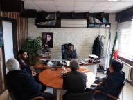 ملاقات عمومی مهدوی شهردار دابودشت با شهروندان 10 بهمن 1396
