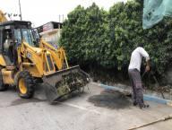 اقدامات خدمات شهری و فضای سبز شهرداری دابودشت در یک نگاه