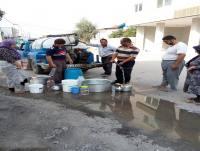 آبرسانی به شهروندان دابودشت توسط شهرداری دابودشت