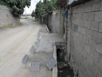 اصلاح کانال جمع آوری آبهای سطحی خیابان بهار