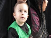 برگزاری دومین همایش شیرخوارگان حسینی درمصلی دابودشت (2)(کودکان)