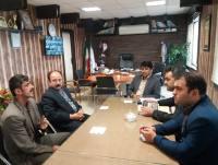 ملاقات عمومی مهدوی شهردار دابودشت با شهروندان 30 آبان 1396