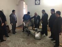جلسه شورای مشورتی امور ایثارگران شهرداری های استان مازندران در شهرداری دابودشت