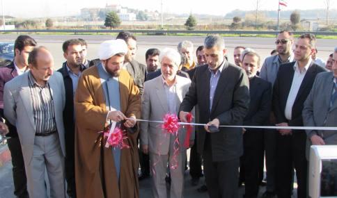 افتتاح پروژه های شهرداری دابودشت در دهه مبارک فجر به روایت تصویر
