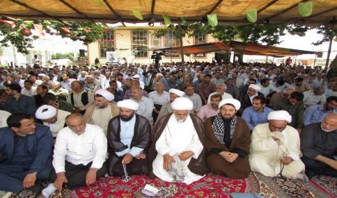حماسه باشکوه روز جهانی قدس در شهر دابودشت به روایت تصویر 2
