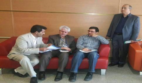 در حاشیه اجلاس جهانی شوراها و شهرداران ، رفع نواقص و ایرادهای طرح جامع را پیگیری کردیم .