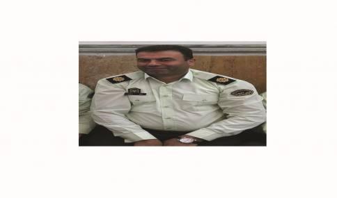 پیام تبریک قاسمی شهردار دابودشت به سرهنگ رحیم صالحی