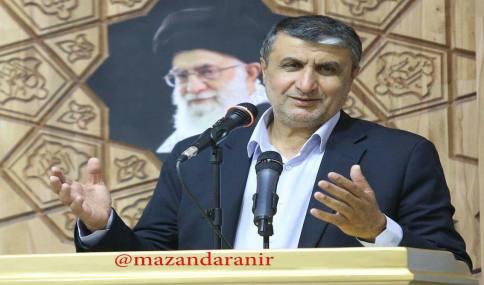 پیام تبریک شهردار و رئیس شورای اسلامی شهر دابودشت به استاندار جدید مازندران