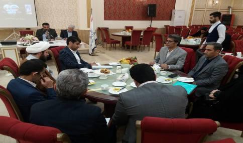 جلسه زیباسازی و بهسازی فضاهای شهری در شهر دابودشت