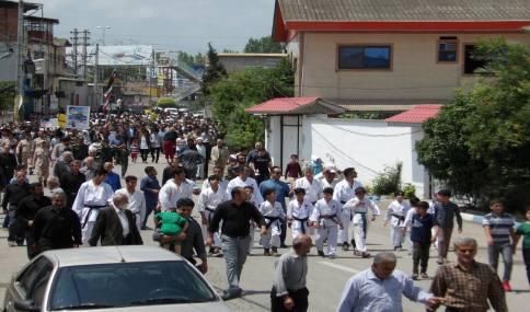 حماسه مردم دو بخش دابودشت و دشت سر در راهپیمایی روز جهانی قدس در شهر دابودشت (2)