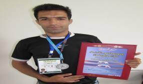 کسب مقام نایب قهرمان کشتی فرنگی پیشکسوتان ایران جهت اعزام به مسابقات جهانی فنلاند