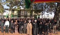 برگزاری نماز جمعه در ظهر روز تاسوعا در مصلی دابودشت