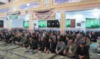 برگزاری مراسم گرامیداشت یوم الله 9 دی در مصلی دابودشت به روایت تصویر