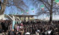 حماسه حضور در راهپیمایی 22 بهمن شهر دابودشت به روایت تصویر (2)