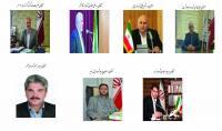 انتخاب قاسمی شهردار دابودشت به عنوان عضو شورای مشاورین استاندار در اجلاسیه شهرداران