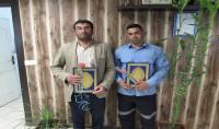 تجلیل از کارگران شهرداری دابودشت بمناسبت روز جهانی کار و کارگر