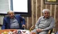 حضوریونسی معاون سیاسی و امنیتی استانداری مازندران در شهرداری دابودشت