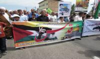 حماسه باشکوه روز جهانی قدس در شهر دابودشت به روایت تصویر 1