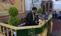 محفل انس با قران کریم با همکاری نیروی انتظامی و شهرداری دابودشت برگزار شد به روایت تصویر 1