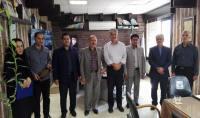 تجلیل کارمندان شهرداری دابودشت در روز کارمند به روایت تصویر