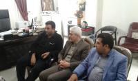 دیدار قاسمی شهردار و شورای اسلامی دابودشت با رئیس آگاهی شهرستان آمل در هفته ناجا