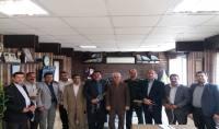تجلیل از آزادگان سرافراز توسط شهرداری و شورای اسلامی شهر دابودشت به روایت تصویر