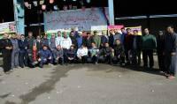 همایش بزرگ پیاده روی خانوادگی در شهر دابودشت به روایت تصویر 2