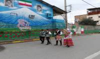 آیین نوروزخوانی در شهر دابودشت