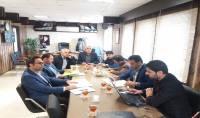 جلسه تدوین برنامه راهبردی – عملیاتی شهر و شهرداری دابودشت