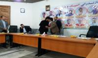 محمدرضا مهدوی شهردار دابودشت عضو هیئت رئیسه و شورای راهبردی کمیته پیاده روی هیات ورزش های همگانی استان مازندران شد