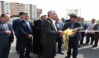 افتتاح 3 پروژه عمران شهری با عتباری بالغ بر 12 میلیارد و 500 میلیون ریال در شهر دابودشت