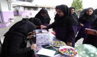 حضور مهدوی شهردار دابودشت در انتخابات شورای دانش آموزی دبیرستان شهید فاضلی شهر دابودشت