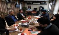 برگزاری جلسه کمیسیون بند 20 ماده 55 شهرداری دابودشت