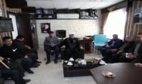 برگزاری مراسم شهادت حضرت فاطمه (س) در شهرداری دابودشت